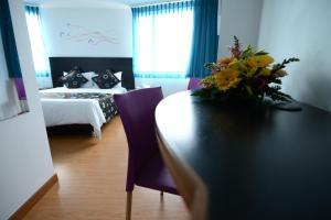 Benidorm Hotel, Szállodák  Manizales - big - 29
