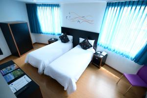 Benidorm Hotel, Szállodák  Manizales - big - 22