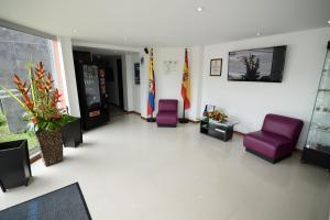 Benidorm Hotel, Szállodák  Manizales - big - 16