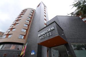 Benidorm Hotel, Szállodák - Manizales