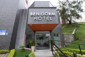 Benidorm Hotel, Szállodák  Manizales - big - 13
