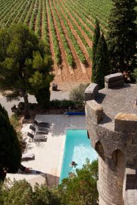 Hostellerie du Château des Fines Roches, Hotels  Chí¢teauneuf-du-Pape - big - 20