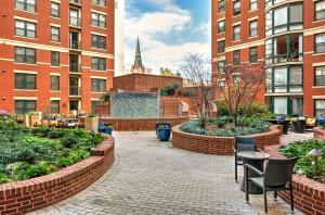 M Street Apartment by Stay Alfred, Апартаменты  Вашингтон - big - 39