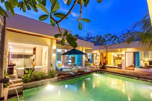 The Leaf Jimbaran Luxury Villa..