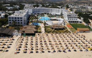 Курортный отель Vincci Nozha Beach, Хаммамет