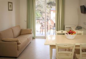 Appartamento con 1 Camera da Letto e Terrazza (6 Adulti)
