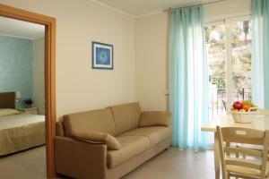 Appartamento con 1 Camera da Letto e Balcone (4 Adulti)