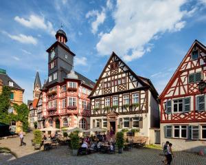 Hotel Restaurant Goldener Engel - Bensheim