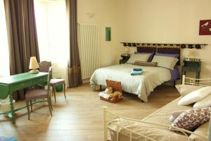 Poesie di Viaggio, Bed and breakfasts  Candia Canavese - big - 12