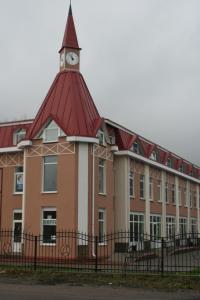 Гостиницы Вырицы