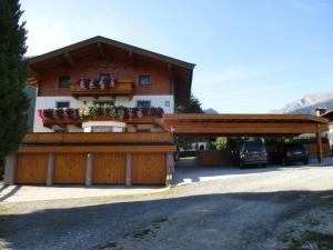 Landhaus Geisler - Apartment - Uttendorf Weißsee