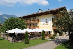 Gasthof Zinkenbachmühle, Szállodák  Sankt Gilgen - big - 1