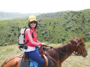 Eco Resort Kara Bulak, Hotels  Alamedin - big - 24