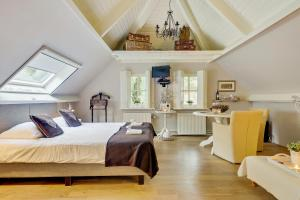 Deluxe Double Room B&B Hoeve Nijssen