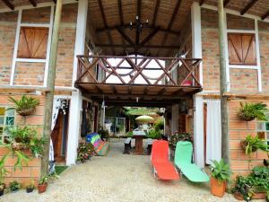 Hotel Kantarrana Urbana Jardin, Отели  Хардин - big - 4