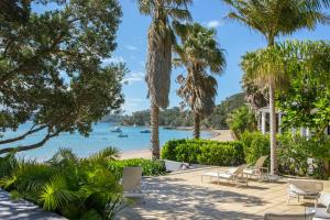 Accommodation in Kawau Island