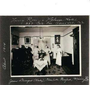 Historic Melrose Hotel, Motel  Grand Junction - big - 17