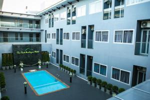 The Peak Boutique Hotel, Hotel  Nakhon Si Thammarat - big - 72
