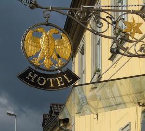 Hotel Goldener Adler - Hallstadt