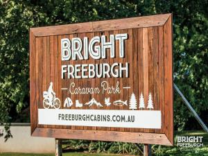 Bright Freeburgh Caravan Park, Комплексы для отдыха с коттеджами/бунгало  Брайт - big - 88