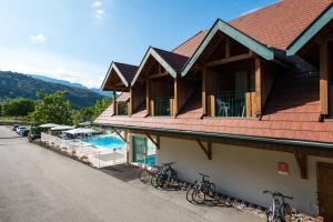 Location gîte, chambres d'hotes Vacancéole - Résidence Le Birdie dans le département Haute Savoie 74
