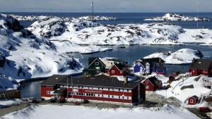 Accommodation in Greenland
