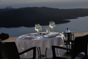 Aigialos Niche Residences & Suites, Hotels  Fira - big - 89