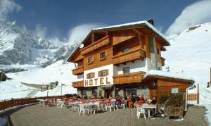 Hotel Cime Bianche