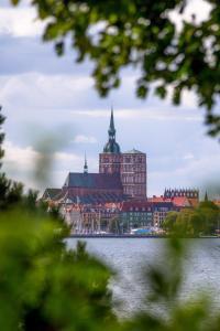 Altstadt Hotel Peiß, Hotely  Stralsund - big - 40