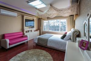 White dream Pension, Dovolenkové domy  Jeju - big - 38