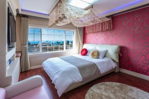 White dream Pension, Holiday homes  Jeju - big - 32