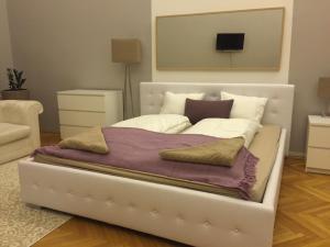 d.FIVE Classic Luxury at Basilica, Apartmány  Budapešť - big - 62