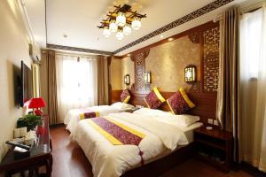 Haoyang Goodnight Hotel (Beijing Tian'anmen Square Branch), Hotels  Beijing - big - 1