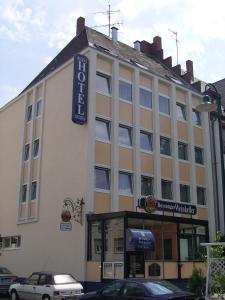 Hotel Regina - Darmstadt