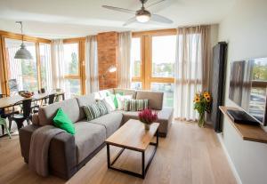 Stay-In Riverfront Lofts, Apartments  Gdańsk - big - 1