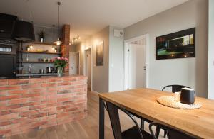 Stay-In Riverfront Lofts, Apartments  Gdańsk - big - 65