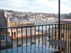 be3 - Vieux Port, Apartmanok  Marseille - big - 27