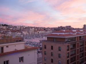 be3 - Vieux Port, Apartmanok  Marseille - big - 28