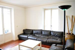 Apartamento Concha, Apartmány  San Sebastián - big - 10