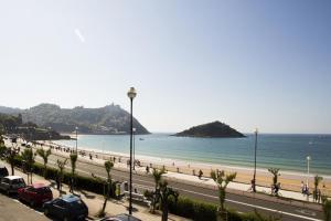 Apartamento Concha, Apartmány  Donostia-San Sebastián - big - 10