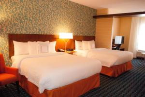 Fairfield Inn & Suites by Marriott Canton South, Hotel  Canton - big - 35