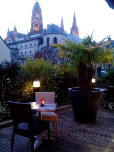 Hotel Reine Mathilde, Szállodák  Bayeux - big - 37