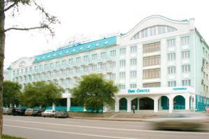 Гостиница Огни Енисея, Hotels  Krasnoyarsk - big - 1