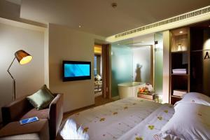 Manju Hotel (Shaoxing Yumin Road), Hotely  Shaoxing - big - 4