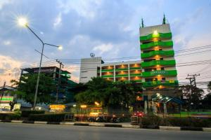 Regent Lodge Lampang, Hotels  Lampang - big - 31