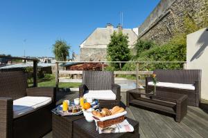 Hotel De Clisson Saint Brieuc, Hotels  Saint-Brieuc - big - 41