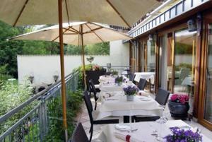 Restaurant Niedmühle Land & Genuss Hotel, Hotely  Rehlingen-Siersburg - big - 43