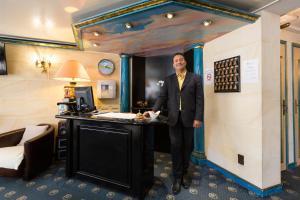 Hotel De Clisson Saint Brieuc, Hotels  Saint-Brieuc - big - 9