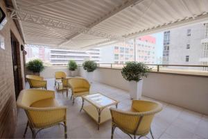 Bristol Jangada Fortaleza Hotel, Hotels  Fortaleza - big - 40