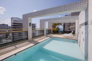 Bristol Jangada Fortaleza Hotel, Hotels  Fortaleza - big - 37